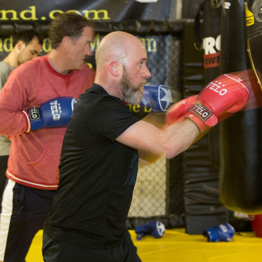 Boxing Classes in Dublin for Kids, Women & Men - Neil Bowman